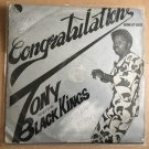 TONY GREY & THE BLACK KINGS LP congratulations AFRO FUNK FUZZ NIGERIA REGGAE mp3 LISTEN