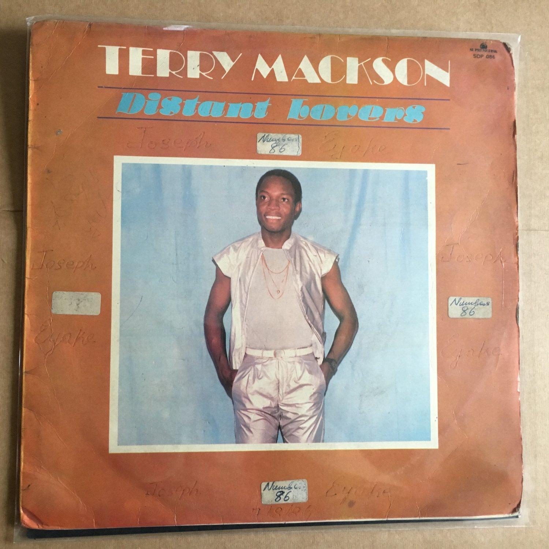 TERRY MACKSON LP distant lovers NIGERIA BOOGIE FUNK mp3 LISTEN