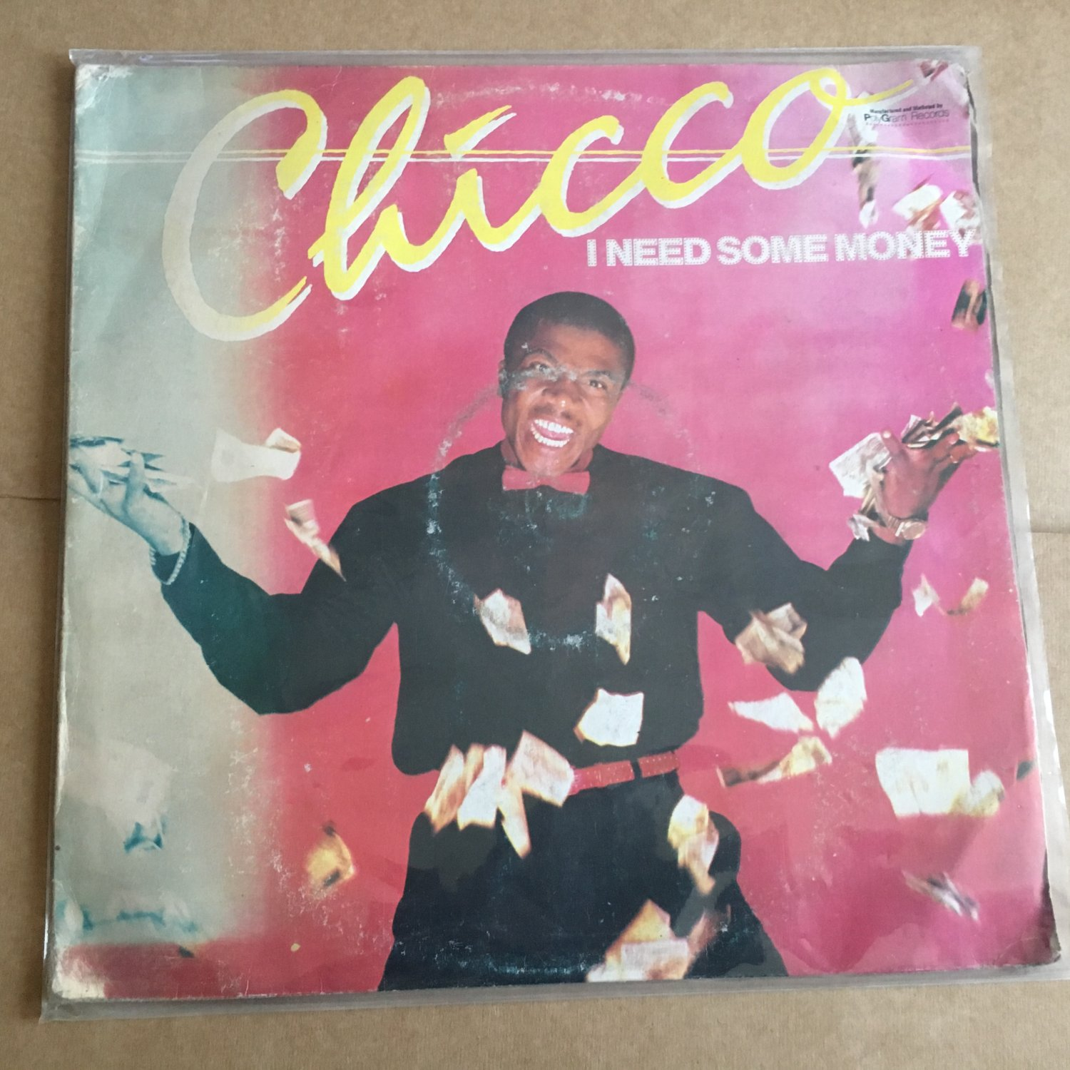 CHICCO LP i need money SOUTH AFRICA SYNTH FUNKY AFRO DIGITAL mp3 LISTEN