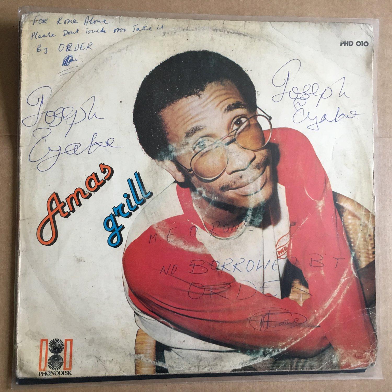 ***AMAS GRILL LP slow down AFRO BOOGIE FUNK NIGERIA mp3 LISTEN