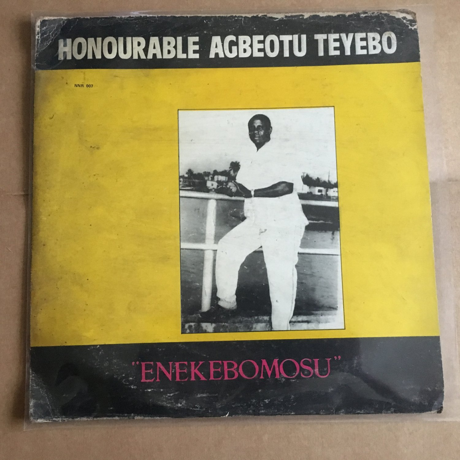 AGBEOTU TEIYEBO LP enekebomosu NIGERIA IZON HIGHLIFE mp3 LISTEN
