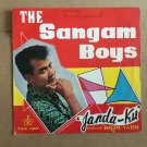 THE SANGAM BOYS 45 EP janda ku MALAYSIA GARAGE 60's mp3 LISTEN