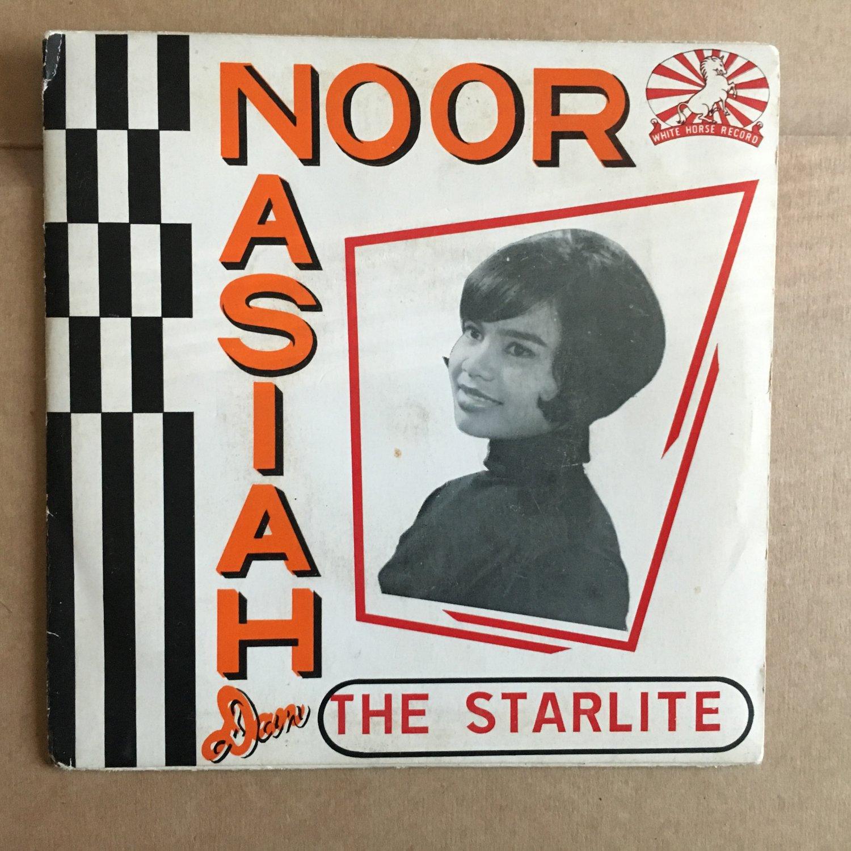 """NOOR ASIA & THE STARLITE 45 EP mengapa MALAYSIA GARAGE mp3 LISTEN 7"""""""
