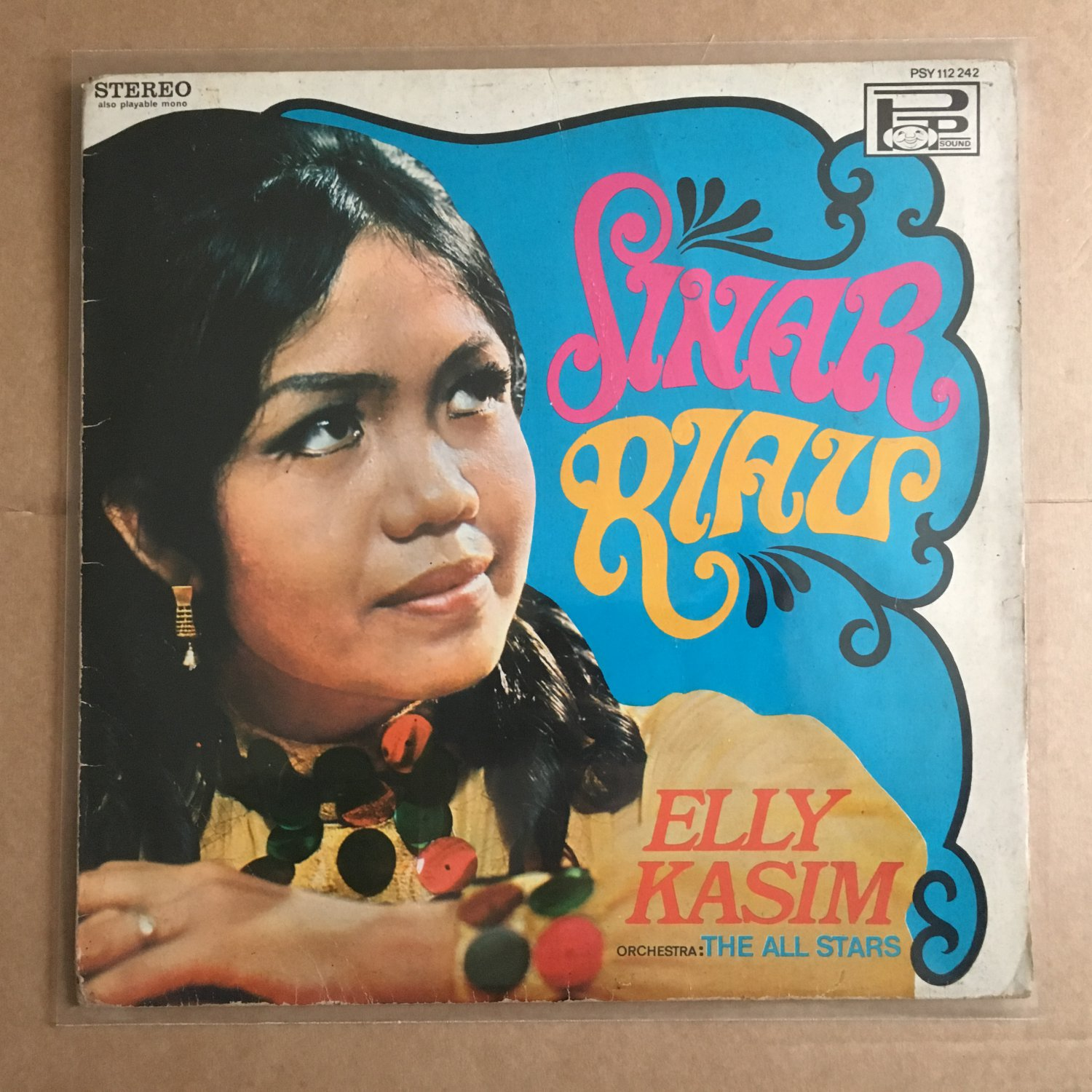 ELLY KASSIM LP sinar riau INDONESIA SOUL BEAT GARAGE BREAKS mp3 LISTEN
