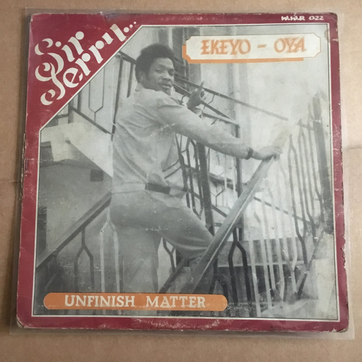 SIR JERRY OSHIORENUA & THE HEROES DANCE BAND LP same NIGERIA mp3 LISTEN