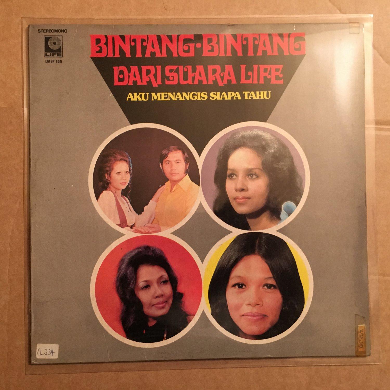 BINTANG BINTANG LP aku menangis siapa tahu MALYASIA MELAYU DANGDUT POP mp3 LISTEN