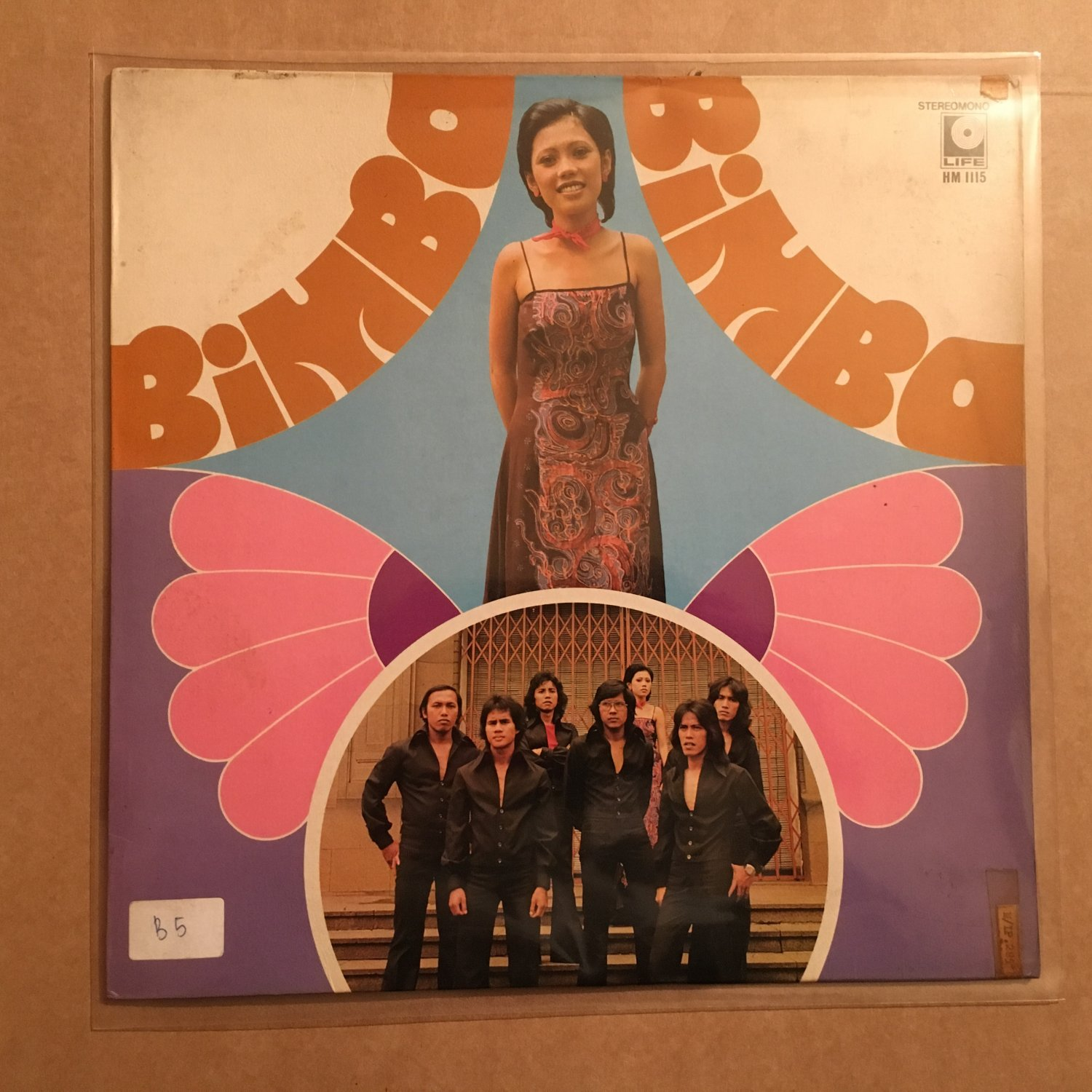 BIMBO LP same RARE INDONESIA BIMBO INN POP BRAZIL mp3 LISTEN