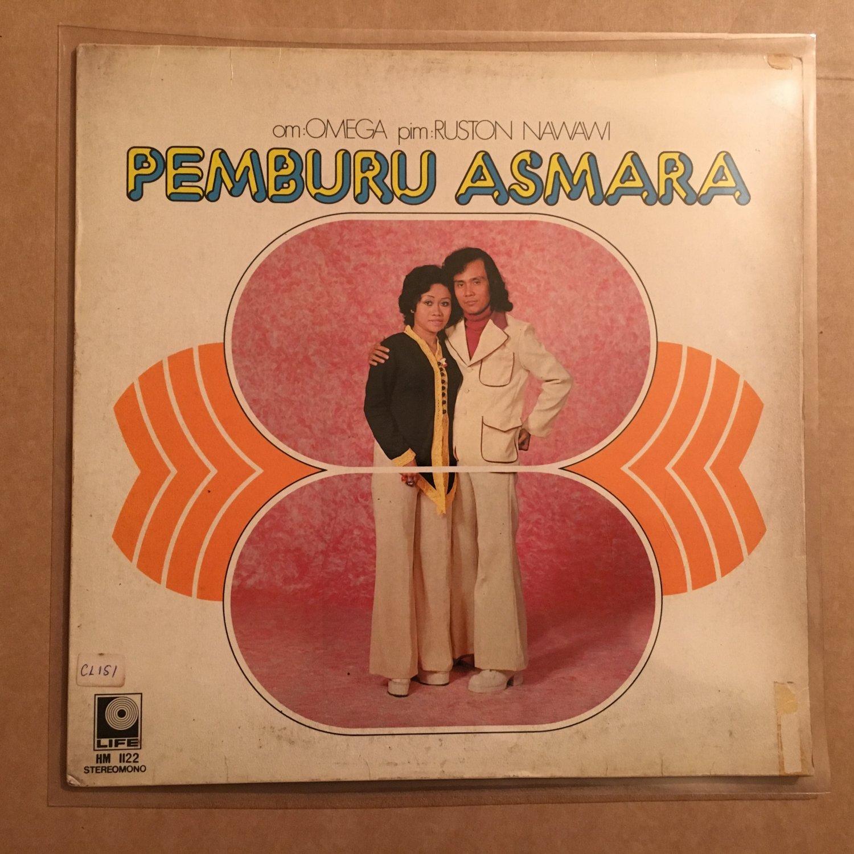 OM OMEGA LP pemburu asmara INDONESIA MELAYU DANGDUT mp3 LISTEN