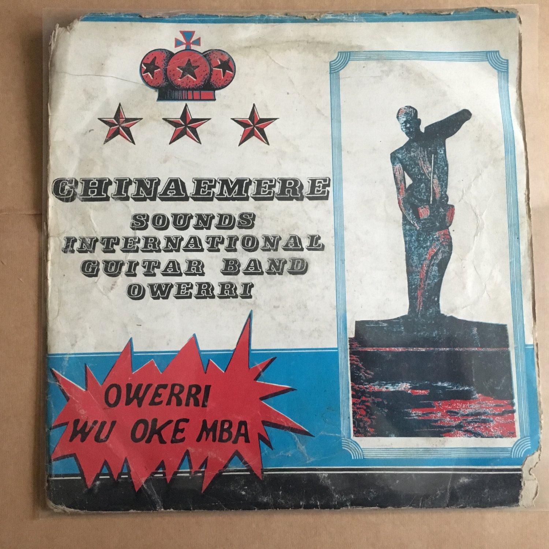 CHINAEMERE SOUND INT. GUITAR BAND LP owerri NIGERIA HIGHLIFE mp3 LISTEN