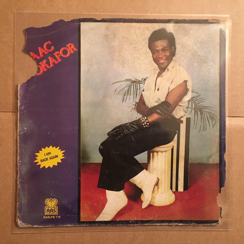 ISAAC OKAFOR LP i am back again NIGERIA mp3 LISTEN