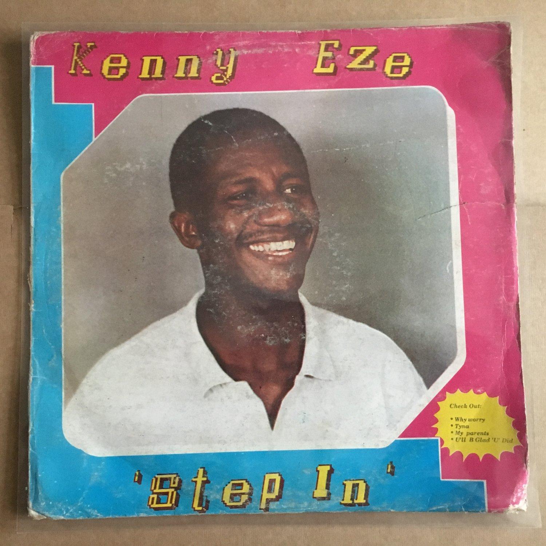 KENNY EZE LP step in OBSCURE NIGERIA FUNK MODERN SOUL mp3 LISTEN