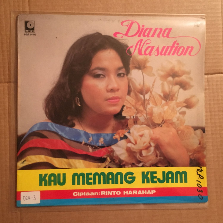 DIANA NASUTION LP kau memang kejam INDONESIA SWEET SOUL MELLOW FUNK LP mp3 LISTEN