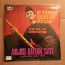 ADJIS SUTAN SATI LP si bungsu babilng malam INDONESIA MINANG mp3 LISTEN