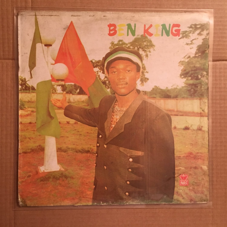 BEN KING LP same NIGERIA REGGAE mp3 LISTEN