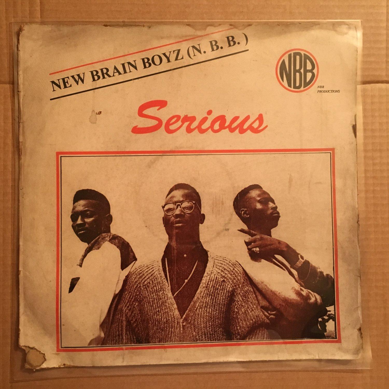 NEW BRAIN BOYZ LP serious NIGERIA RAP R&B NEW SOUL BOOGIE mp3 LISTEN