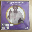 CAPTAIN NEWMAN & SUPER 7 BAND LP after you na me GHANA mp3 LISTEN