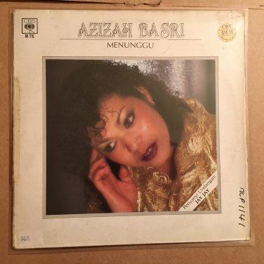 AZIZAH BASRI LP menunggu MALAYSIA DISCO FUNK BREAK mp3 LISTEN