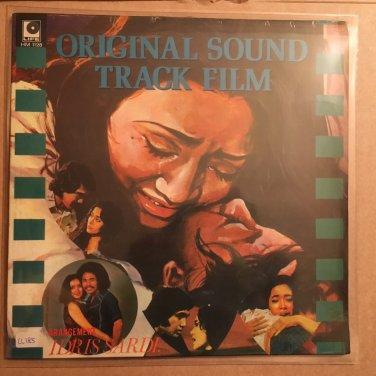 IDIRS SARDI LP original sound track film INDONESIA