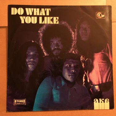 AKA LP do what you like RARE INDONESIA ORG HARD BEAT PSYCH FUNK ORIGINAL mp3 LISTEN