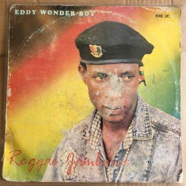 EDDY WONDER BOY LP reggae jamboree NIGERIA REGGAE mp3 LISTEN