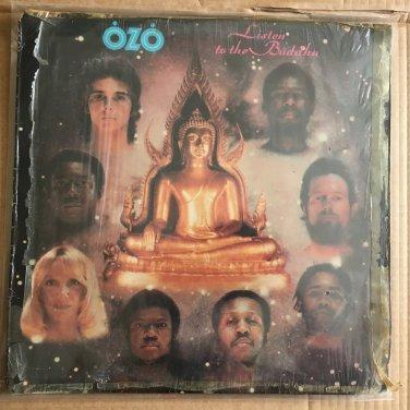 OZO LP listen to the Buddah ANAMBRA NIGERIA AFRO FUNK COSMIC DISCO REGGAE mp3 LISTEN