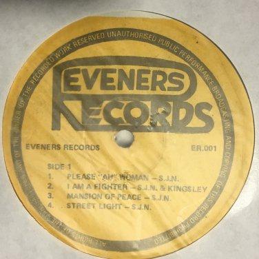 S.J.N. LP same NIGERIA OBSCURE REGGAE mp3 LISTEN