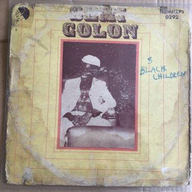 SEMI COLON LP chi chi lovin NIGERIA AFRO FUNK mp3 LISTEN