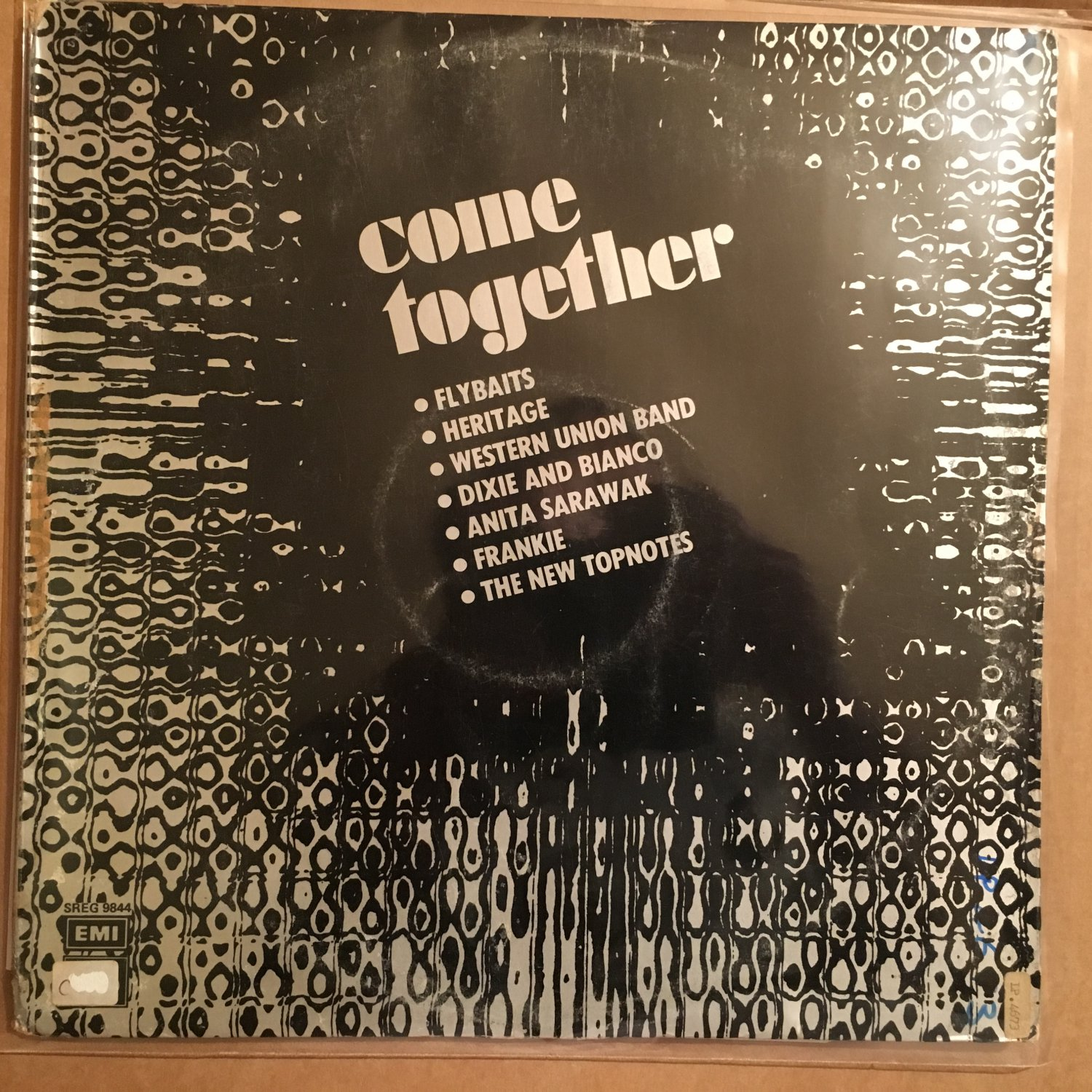 COME TOGETHER LP various MALAYSIA SOUL FUNK POP ROCK FLYBAITS mp3 LISTEN