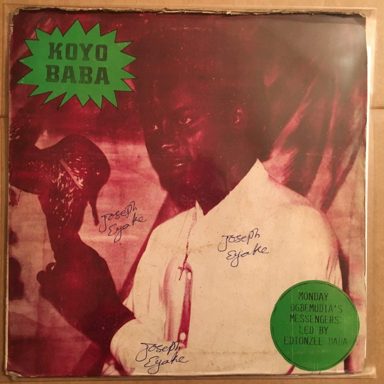 MONDAY OGBEMUDIA'S MESSENGERS LP koyo baba NIGERIA mp3 LISTEN
