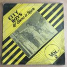 CITY BOYS BAND LP in Nigeria vol.2 GHANA HIGHLIFE mp3 LISTEN