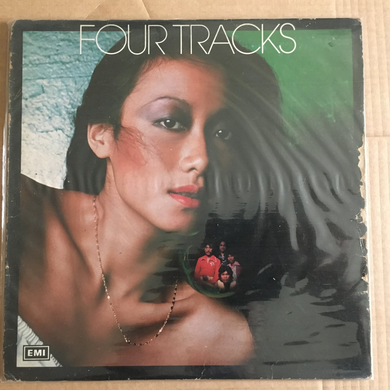 FOUR TRACKS LP same HK DISCO FUNK mp3 LISTEN