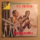 E.T. MENSAH & DR VICTOR OLAIYA LP highlife giants vol 1 HIGHLIFE mp3 LISTEN