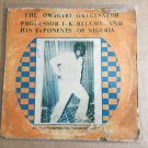 PROF. IK BELEMU & HIS OWIGIRI EXPONENTS LP eye NIGERIA IJAW HIGHLIFE mp3 LISTEN