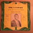 FINE S. DIAWARE & HIS ZON BROTHERS LP akpainfoko NIGERIA HIGHLIFE mp3 LISTEN
