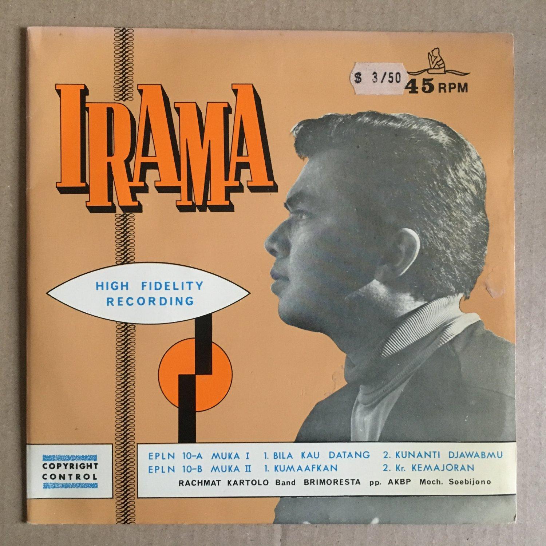 RACHMAT KARTOLO 45 EP bila kau RARE INDONESIA GARAGE IRAMA mp3 LISTEN