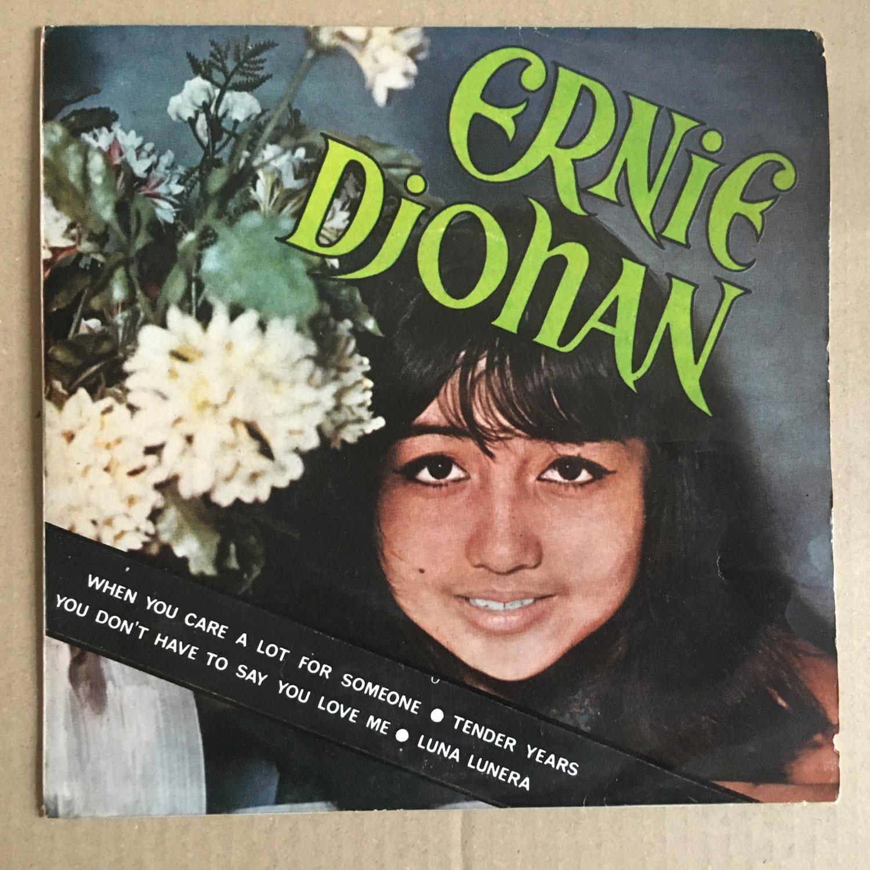 ERNIE DJOHAN & HER BUANA SUARA 45 EP when you care INDONESIA mp3 LISTEN