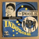 THE PEELS 45 EP Bandong INDONESIA  BENNY SOEBARDJA GARAGE mp3 LISTEN