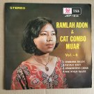 RAMLAH ADON & CAT COMBO MUAR 45 EP vol. 6 MALAYSIA mp3 LISTEN