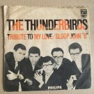 THE THUNDERBIRDS 45 tribute to my love SINGAPORE mp3 LISTEN