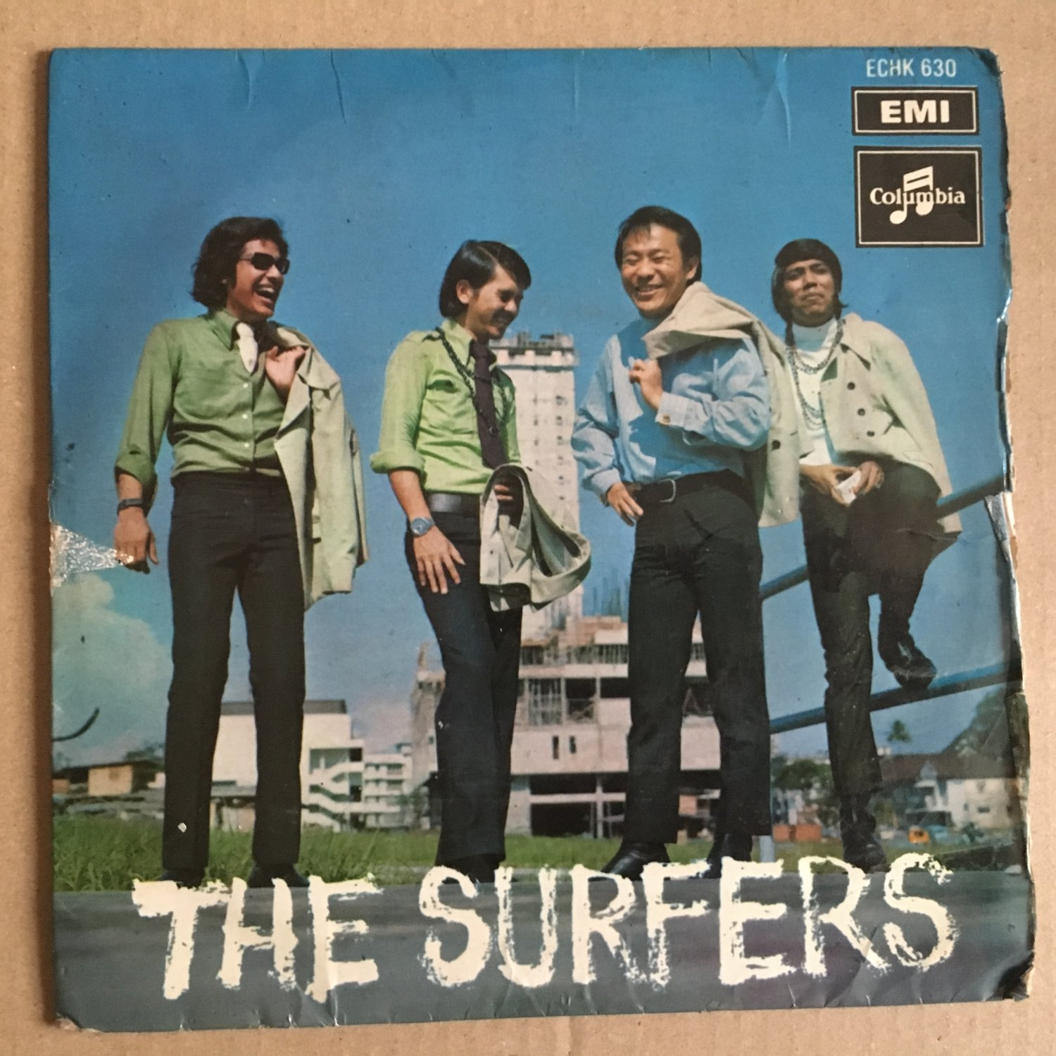 THE SURFERS 45 EP in the year SINGAPORE BEATLES mp3 LISTEN