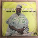 HARUNA ISHOLA & HIS APALA GROUP LP same NIGERIA mp3 LISTEN