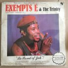 EXEMPTS E & THE TRINITY LP be proud of Jah NIGERIA REGGAE mp3 LISTEN