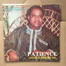 ALHAJI SIR WAZIRI OSHOMAH LP patience NIGERIA HIGHLIFE REGGAE mp3 LISTEN