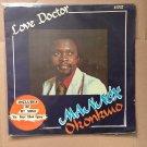 MANNIX OKONKWO LP love doctor NIGERIA AFRO BOOGIE FUNK ELECTRO REGGAE mp3 LISTEN