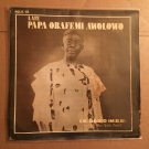 IK DAIRO & HIS SUPER BLUE SPOTS LP late Obafemi Awolowo NIGERIA mp3 LISTEN