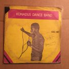 KONADU'S DANCE BAND LP same GHANA HIGHLIFE mp3 LISTEN