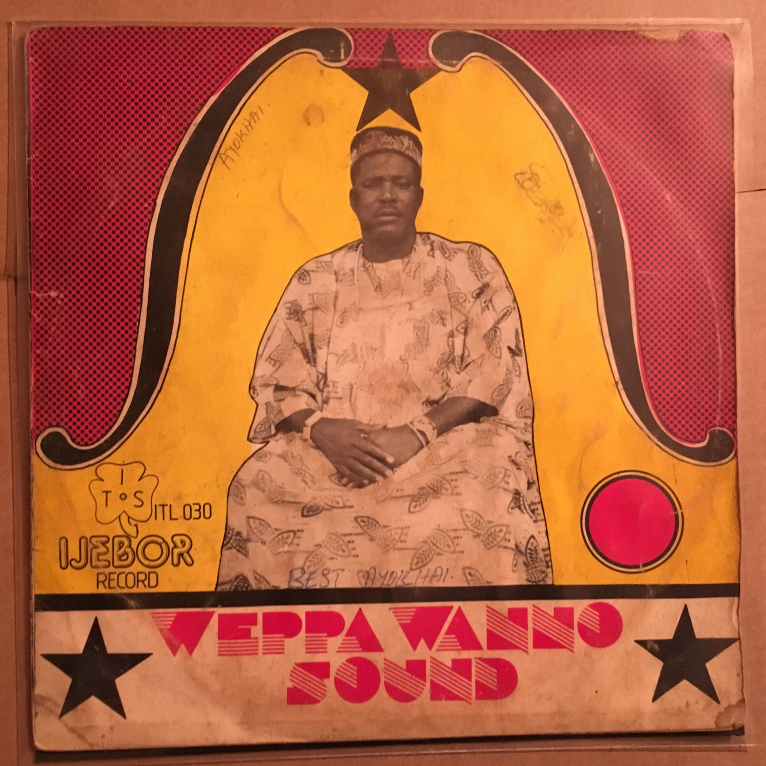 WEPPA WANO SOUND LP same NIGERIA mp3 LISTEN