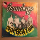 FOUNDARS 15 LP co-operation NIGERIA AFRO PSYCH FUNK mp3 LISTEN