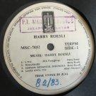 HARRY ROESLI LP L.T.O. RARE INDONESIA PROMO PROG JAZZ FUNK mp3 LISTEN