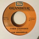 THE GRANDELLS 45 them changes PHILIPPINES SOUL BUDDY MILES mp3 LISTEN